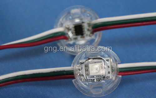 20mm 1pcs smd5050 digital led pixel light rgb