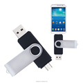 OEM 3 to 1 otg usb flash drive , Pen Drive 1gb 2gb 4gb 8gb 16gb 32gb Cheap Swivel Usb Flash Drive with 100 Percent Full Capacity