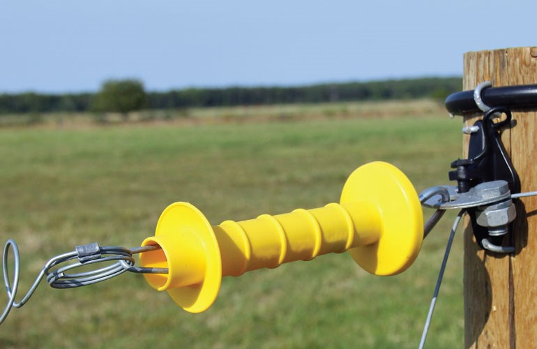 Most Popular Electric fence gate handle for high voltage energizers