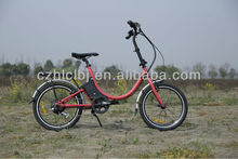 MINI -- Yes Foldable and Brushless,24V 250W brushless motor Motor Cheap electric bike for sale