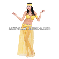 women's costume for Belle dancer (09-270)