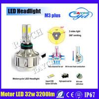 led motor headlight, 32w led headlight, 24v road 4x4 off road led