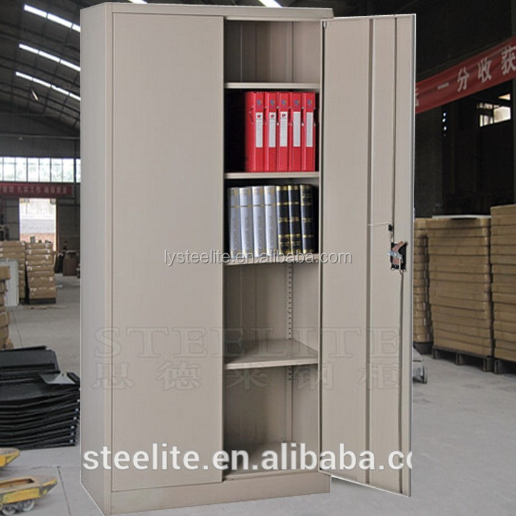 lockable cupboard/foldable cupboard/ knock down cupboard