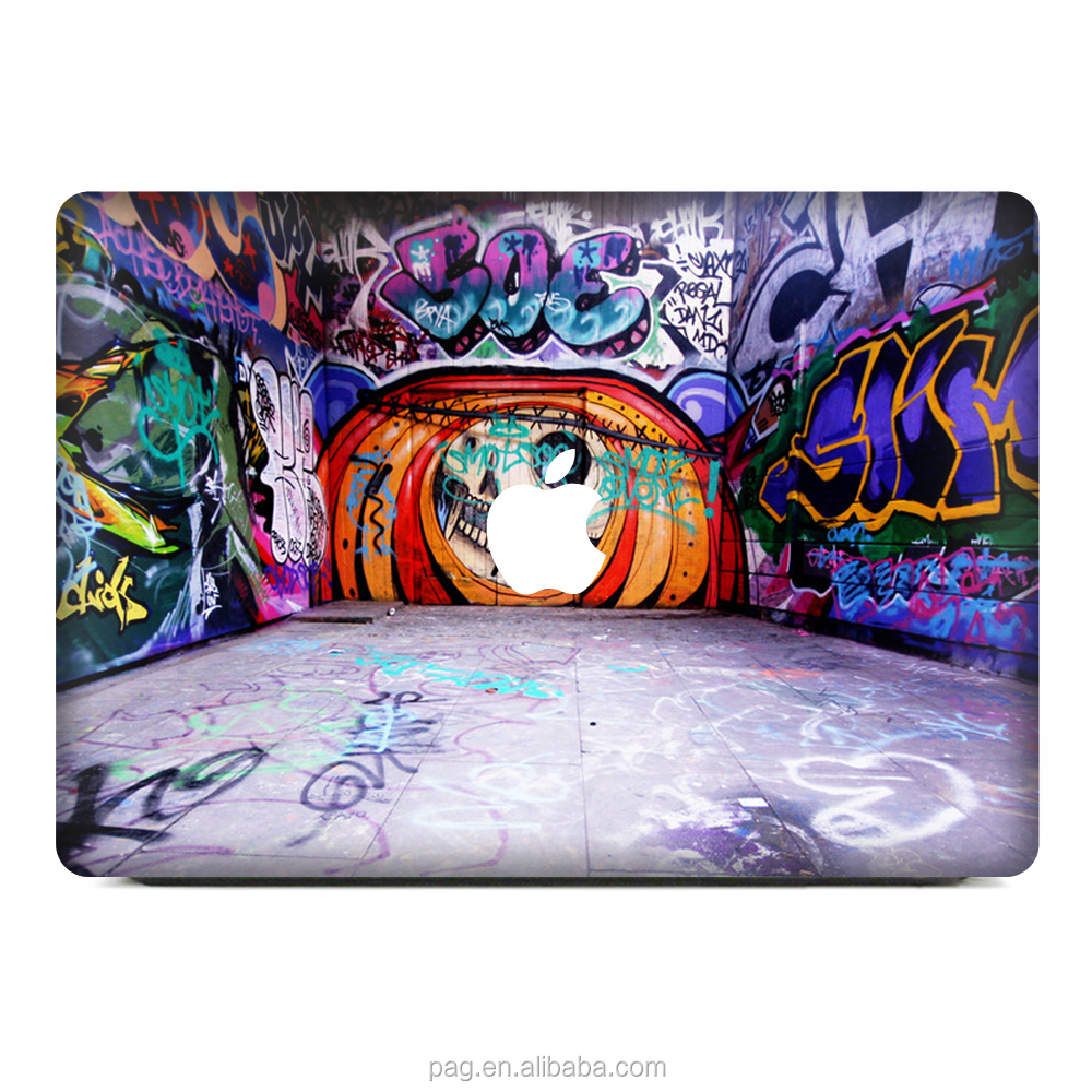 PAG Mix Style Removable Decorative Skin Sticker for Mac Book Air / Pro / Pro with Retina Display Accept Customs Deisgn