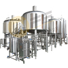 1000L 1500L 2000L 2500L 3000L 10BBL Commercial Beer Brewery/Brewing Equipment For Sale