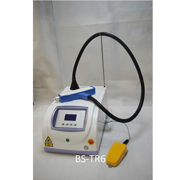 Newest technology q-switch nd: yag laser for spot/tatoo removal