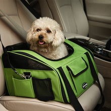 Pet products backpack dog cat pet carrier car bag in car