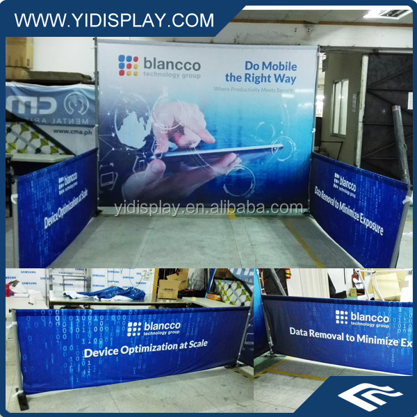 Events Pipe And Drape Portable Backdrop Stands