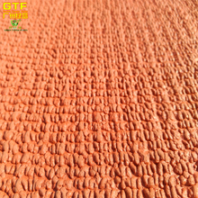 9mm custom-made rubber running track rubber track for athletic track