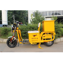 Pizza Delivery Box bicycle electric bike for cargo