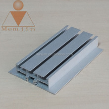 Curtain wall aluminum extrusion profile with good price.