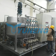 Full Automatic Base Oil Blending System with Additives