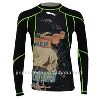 wholesale men and women sublimation crane sportswear