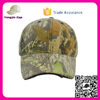 TOP sale camouflage Sport Caps LED Lights Baseball Caps hats with built-in led light