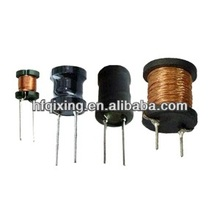 Power Pin Inductors and Power Choke Coils with Ferrite/Drum Core