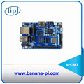 Open source hardware platform 2GB RAM DDR3 8-Core EMMC,WIFI,Bluetooth4.0 onboard Banana PI BPI-M3