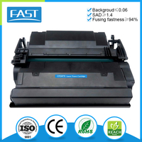 High quality printer toner cartridge CF287X for HP LaserJet Enterprise M506dn M506n M506x