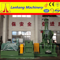 75L rubber banbury mixer machine with hydraulic device