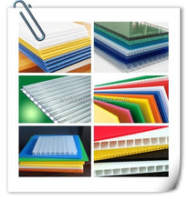 Best price Flute PP Sheet/board with high quality