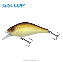 New Sea Bass Fishing Lures CrankBait Crank Bait Tackle Artificial Hard Fishing Lure