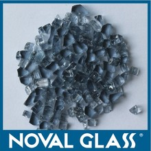 China Top Quality Colored Crushed Glass Manufature ,Tempered Broken Glass Wholesale