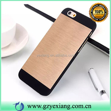 Mobile Phone Hard PC Aluminum Case For Iphone 6 Hybrid Cover