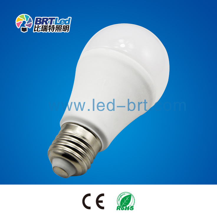 China Factory Directly Sell aluminum/plastic led bulb light 2015 latest design SMD chips led bulb