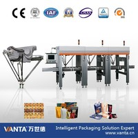 Delta Robot Case Packer in Sorting and Packing System (SP30)