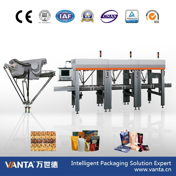Delta Robot Case or Carton Packer (SP30)