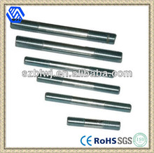 High Tensile Galvanized Double End Stud Bolt/Threaded Bar 10.9