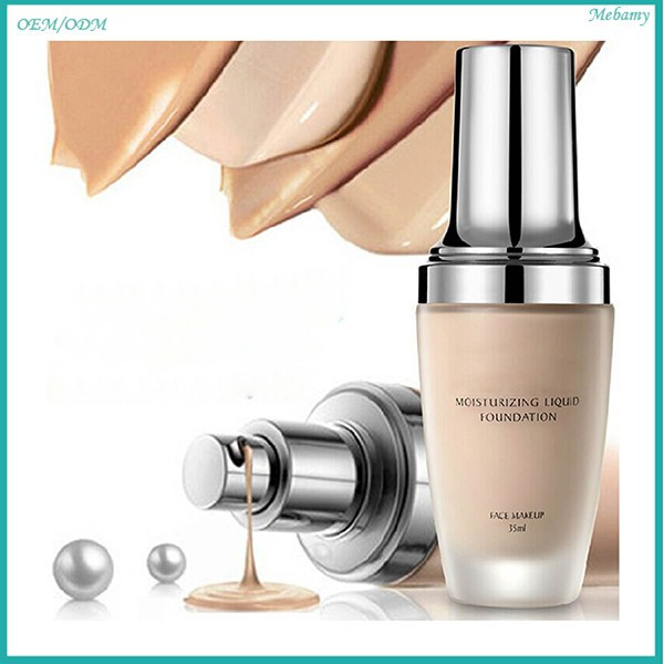 Private Label Matte Wear Liquid Foundation