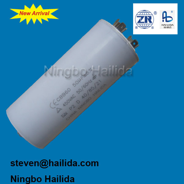 CBB65 50uf p2 air conditioner capacitor