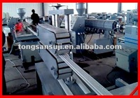 freezer pvc profile production line