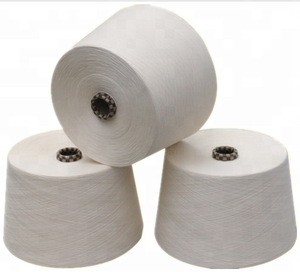 100%Combed Cotton Yarn White/dyed blended for fabric, Glove, Cotton T-shirt,clothes,socks