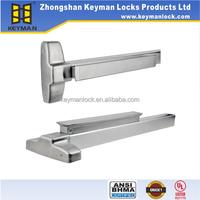 Commercial Grade 1 panic door bar exit hardware locks