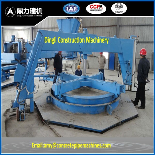 pipe roller machine