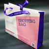 Durable and free design folding packaging bag