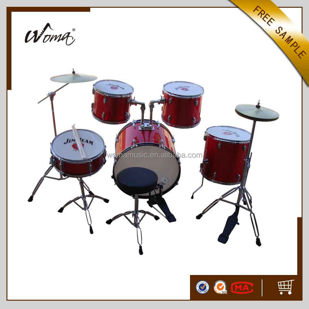 Color Printing Logo 5PCS PVC Drum Set With Cheapest Price
