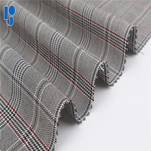 100% Polyester Yarn Dyed Fabric For Garmen