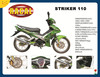 STRIKER110 Chinese popular motorcycle,fashion kids dirt bikes,customized gas motorcycle for kids