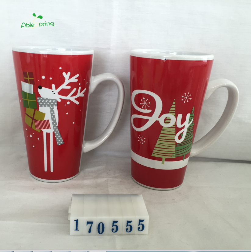 Manufacturer Supply christmas vacation moose mugs