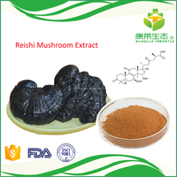 Promotion Price Reishi Mushroom Extract Triterpenoid Provided by Chinese ISO Manufacture