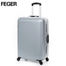 24 inch Custom-made Trolley Luggage Bag With Combination Padlock