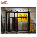 Excellent quality aluminium bifold/folding doors from Guangzhou supplier