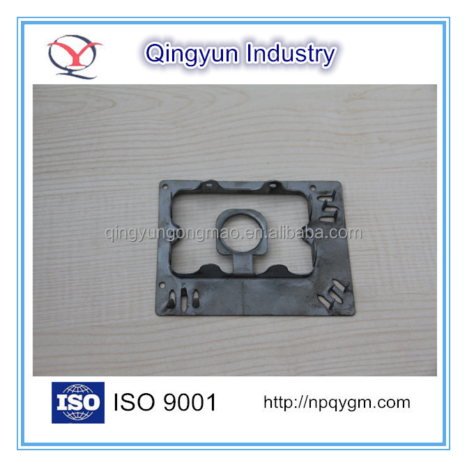 Hot Selling Galvanized Steel Electrical Junction Boxes Metal Cover