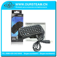 Mini Wireless Bluetooth Controller keyboard for PS4 controller