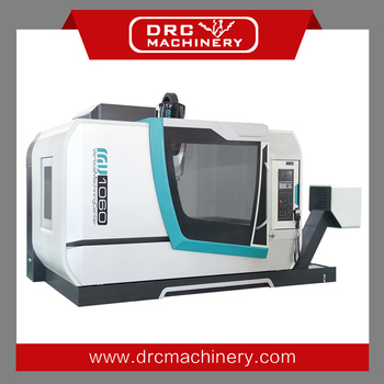 MV1060 china cnc vertical machining center 5 axis