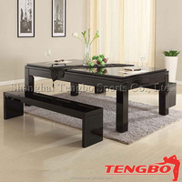 Top quality TB-US005-top multi function conference and dining pool table