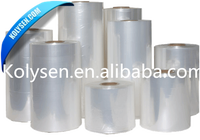 Label,Shrink Film Type and Packaging Film Usage clear pvc film