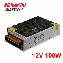 220v 12v Single Output 100W Led Driver for Strip Light with Best Price